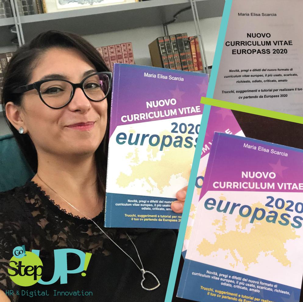 scarcia maria elisa curriculum europass