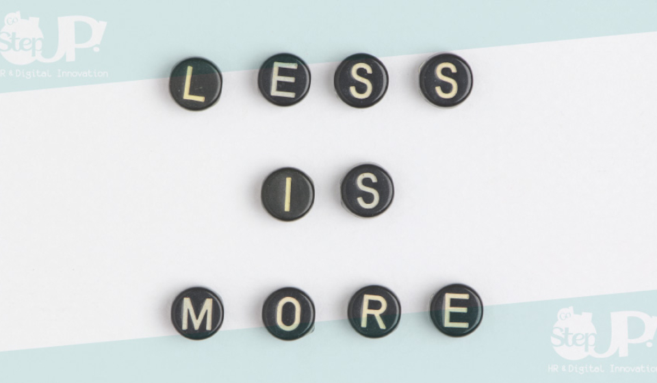 less-is-more-